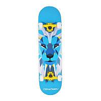 Скейтборд Tempish LION 106000043 голубой