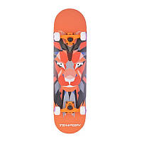 Скейтборд Tempish LION 106000043 оранжевый