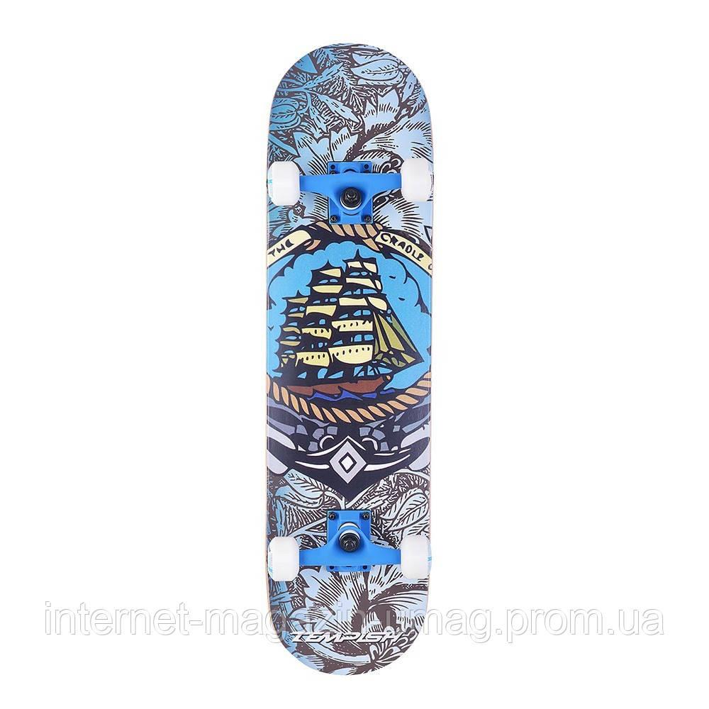 Скейтборд Tempish Pro Black bart 106000044