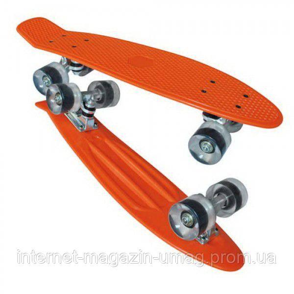 Скейтборд Tempish BUFFY 106000076 оранжевый