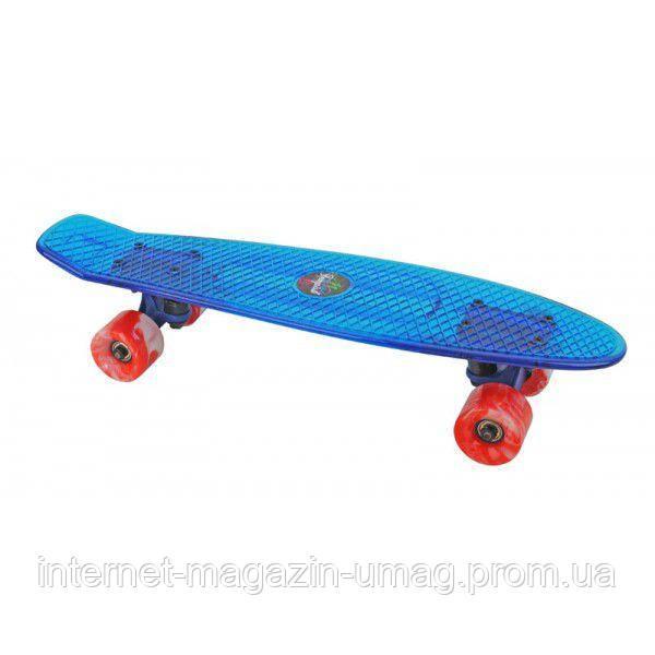 Скейтборд Tempish BUFFY Star 1060000761 синий