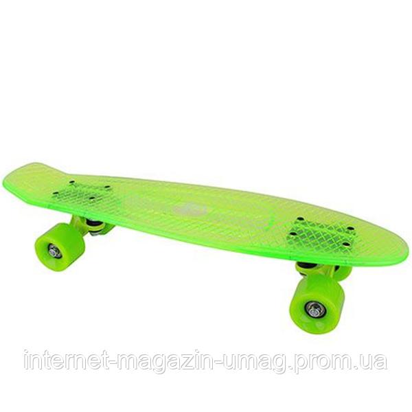 Скейтборд Tempish BUFFY Star 1060000761 зеленый
