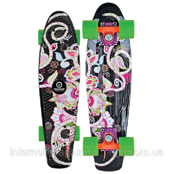 Скейтборд Tempish SILIC 1060000764 черный