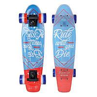 Скейтборд Tempish Buffy 3 x Flash ride 1060000780
