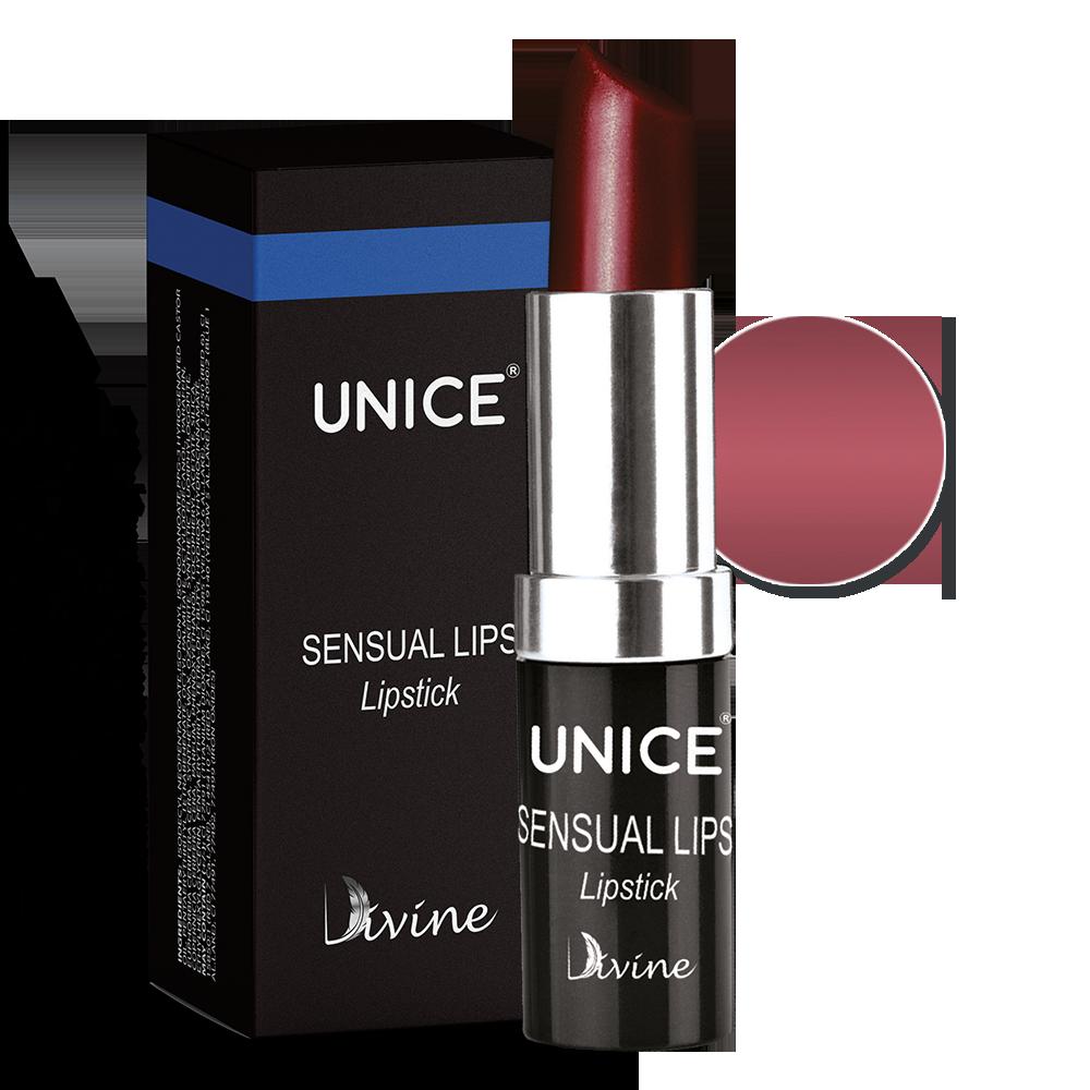 Зволожуюча помада для губ Giz Unice Divine Sensual Lips SL06 4,2 г (3337020)
