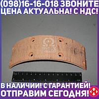 ⭐⭐⭐⭐⭐ Накладка тормоза стояночного ГАЗ 51, 53 (производство  Фритекс)  51-3507020-Б
