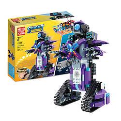 Конструктор 13003 радіокерований MOULD KING Робот Захисник, 331 деталей (Аналог LEGO Boost)
