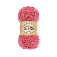 Alize Softy темно-розовый №33