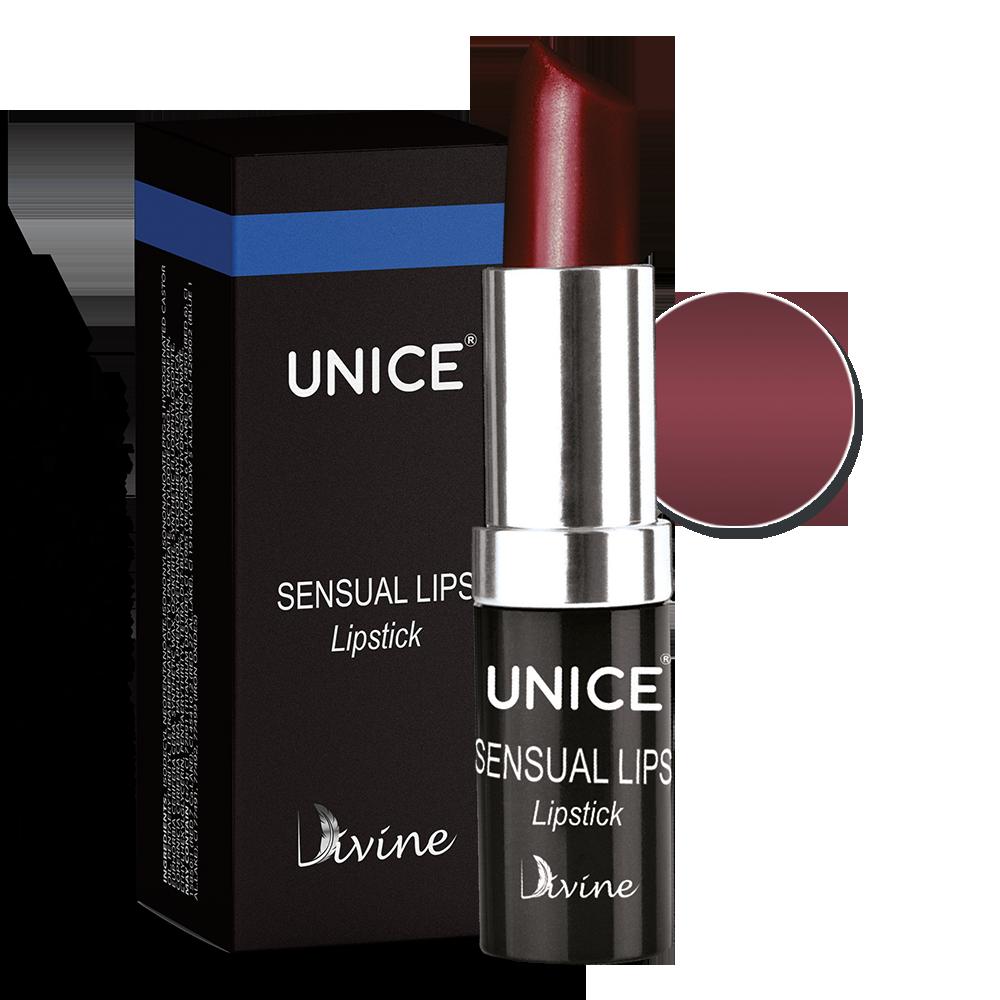 Зволожуюча помада для губ Giz Unice Divine Sensual Lips SL10 4,2 г (3337024)