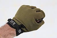 Тактические перчатки 5.11 Олива, фото 1
