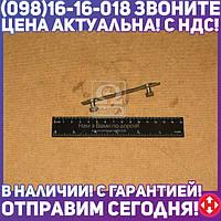 ⭐⭐⭐⭐⭐ Планка стеклоподъемника ГАЗ 3302 железный (2 болтовой и гайки) (пр-во Россия) 3302-6104000