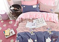 Подростковый комплект постельного белья сатин-твил 328, фото 1