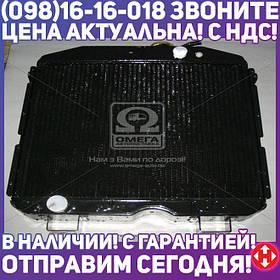 ⭐⭐⭐⭐⭐ Радиатор водяного охлаждения ПАЗ 3205 (4-х рядный ) (производство  ШААЗ)  3205-1301010