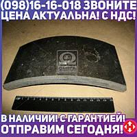 ⭐⭐⭐⭐⭐ Накладка тормоза ЗИЛ 131, ЛАЗ (производство  УралАТИ)  131-3502105