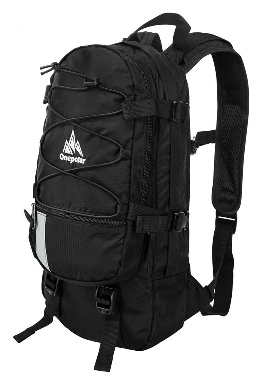 Рюкзак Onepolar W910-black 15 л — только качественная продукция от SuperSumka