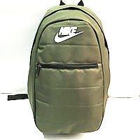 Рюкзаки спортивные АНТИВОР Nike (хаки)34*46см