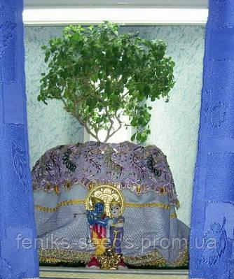 ТУЛАСИ - БАЗИЛИК СВЯЩЕННЫЙ (Ocimum sanctum Krishna Tulsi)