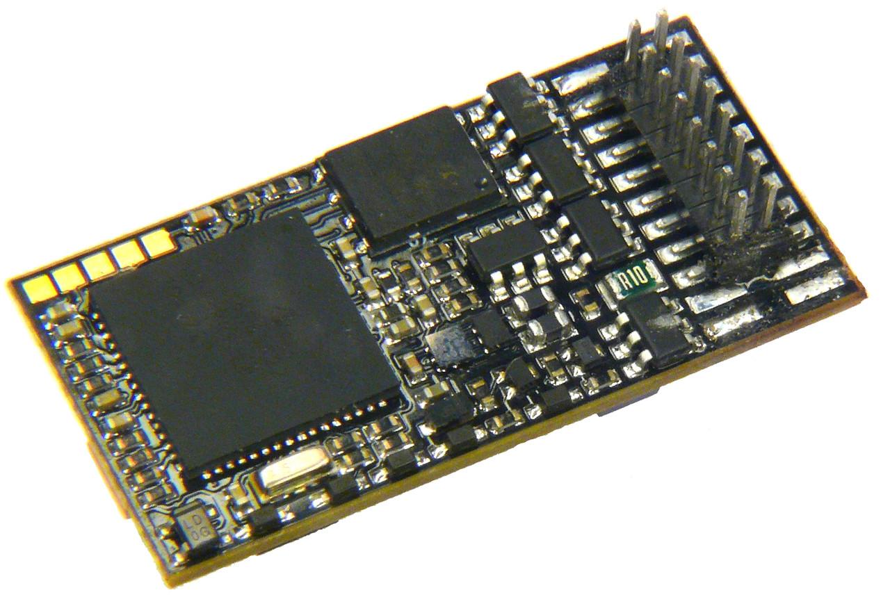 ZIMO MX630P Декодер DCC PluX 16