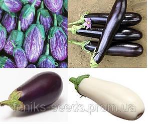 Семена Баклажан микс