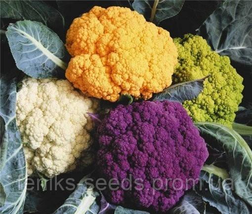 Семена Цветная Капуста микс