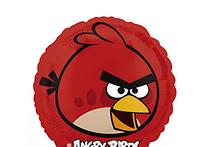 Фольгированный шар Злые птички Angry Birds (без гелия)