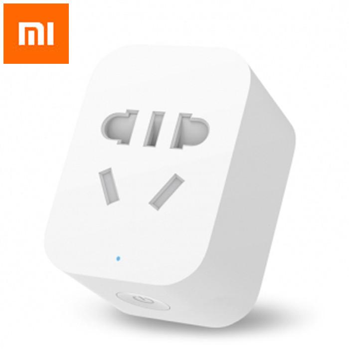 Розумна Wi-Fi розетка Xiaomi Mi Smart WiFi Socket (ZNCZ02CM)
