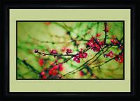 """Роскошная картина """"Пробуждение весной"""" из кристаллов ручная работа"""