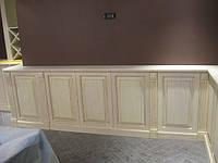 Стеновые панели из массива дерева I Деревянные панели для стен I Декор стен деревом