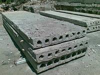 Плиты перекрытия пустотные 5,8х1,6м.
