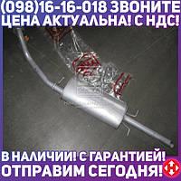⭐⭐⭐⭐⭐ Глушитель ДЕО LANOS закатной (о) (производство  ТМК)  96182257