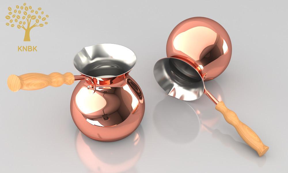 Турка (Джезва) для кофе 450 мл. Классическая ZH