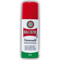 Масло оружейное Klever Ballistol spray 50ml