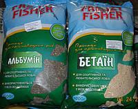 Прикормка FRENZY FISHER ( бэтаин, альбумин)