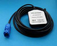 Антенна ANT GPS JCA004 MAG FAKRA-F C 2.5M