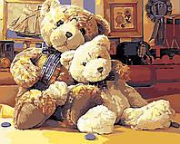 Художественный творческий набор, картина по номерам Старые игрушки, 50x40 см, «Art Story» (AS0105), фото 1