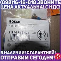 ⭐⭐⭐⭐⭐ Винт с внутр шестигр гол для ТНВД (производство  Bosch)  2 914 552 171