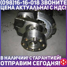 ⭐⭐⭐⭐⭐ Вал коленчатый Д 245.7,9,Е3 (ГАЗ, МАЗ, ПАЗ) <ЕВРО-3> 7 отверстий , без шлицов (производство  ММЗ)  245.9-1005015-08