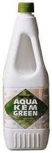 Жидкость для нижнего бака, Аква Кем Грин, Aqua Kem Green, THETFORD.