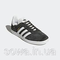 """✔️ Кроссовки Adidas Gazelle """"Dark Grey""""  , фото 2"""