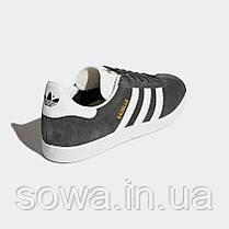 """✔️ Кроссовки Adidas Gazelle """"Dark Grey""""  , фото 3"""