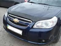 Дефлектор капота мухобойка SIM на Chevrolet  Epica