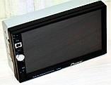 Автомагнітола Pioneer 7026 GPS, 2DIN, BT, SD, USB,AUX,Fm Корея, фото 8