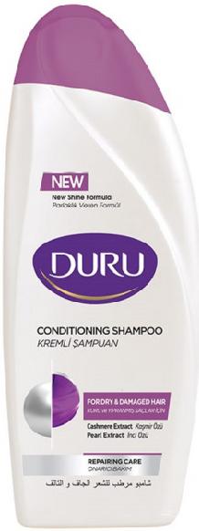 Шампунь-кондиционер Duru для сухих и поврежденных волос (400 мл.)