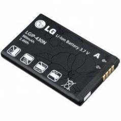 Аккумулятор LGIP-430N для T300, GS290, T310, GM360 копия AAA