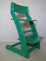 Растущий стул Тимолк, растущий стул Q5 зеленый
