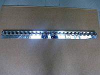 Крепление для  Штор  ПВХ  нержавейка   EU - 300   c крючками  (1 м карниз ,4 планок 300 мм ,винты)