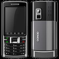 Мобильный телефон Donod D802, 2  sim,TV,Fm,Blutooth,металлический корпус,громкий динамик!