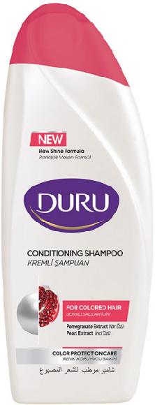 Шампунь-кондиционер Duru для окрашенных волос (400мл.)