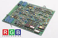 3.8618 C LS CONTROL CIRCUIT BOARD BAUMULLER NÜRNBERG ID4905, фото 1
