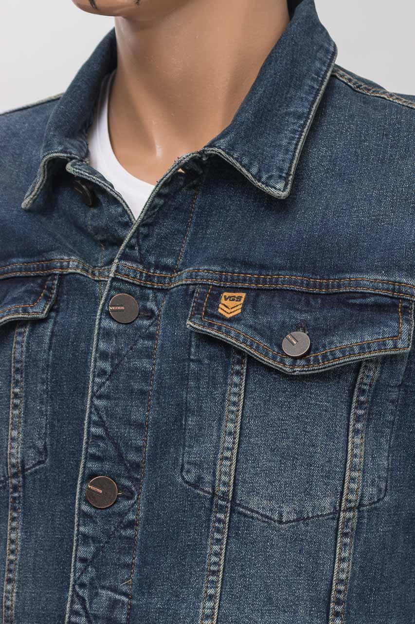 05d13051cc77f Куртка джинсовая мужская VIGOSS V 96234 7221 V78 D BLUE DNM, цена 1 795  грн., купить в Хмельницком — Prom.ua (ID#912571517)